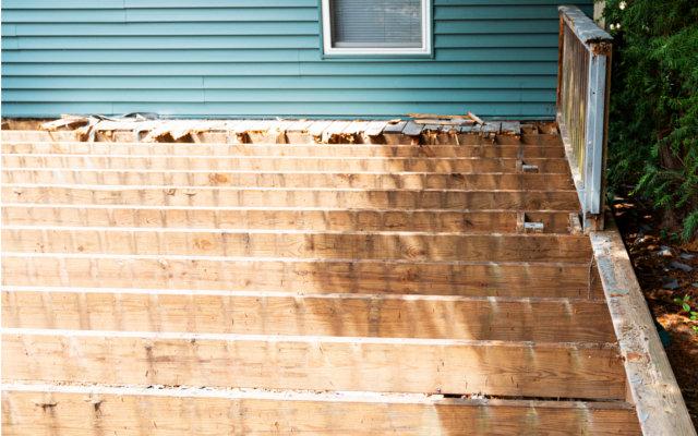 Deck Replacement Oakville